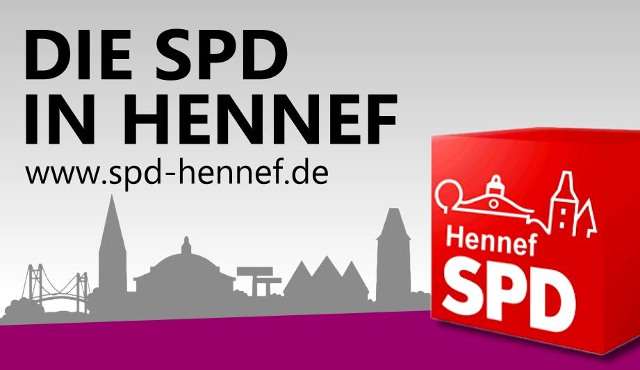 Banner SPD Hennef