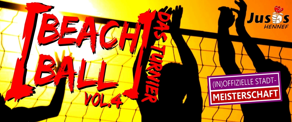 Banner FB Beachvolleyball