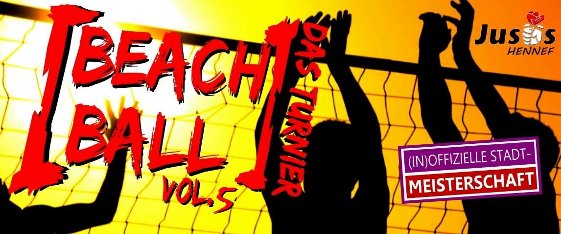Banner FB Beachvolleyball