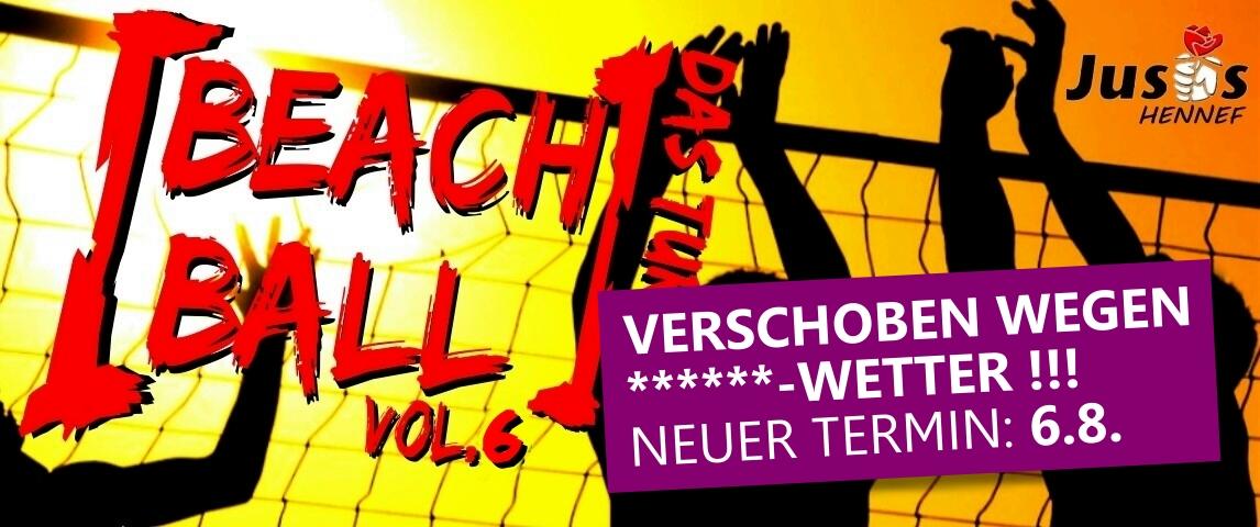 Banner FB Beachvolleyballverschoben